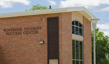 Wintrode student success center photo